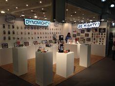 Dynomight   NYNOW NY NOW February 2016 - Javits Center, New York City