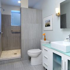 Walkin Shower With No Door For A Smaller Bathroom …  Pinteres… Custom Small Bathroom Walk In Shower Designs Inspiration