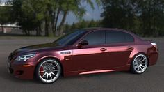 http://only-machine.ru BMW M5 (E60)