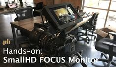 SmallHD's 5″ FOCUS monitor will give your camera a big upgrade without breaking the bank. Read more!