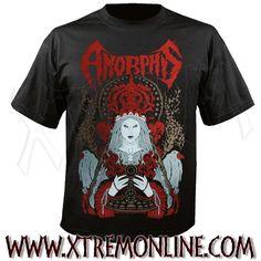 Camiseta de Amorphis - Ilmatar.