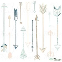 flecha tattoo