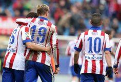 Torres, Koke y Arda
