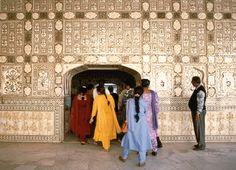 Jaipur: drei Forts und ein Affentempel