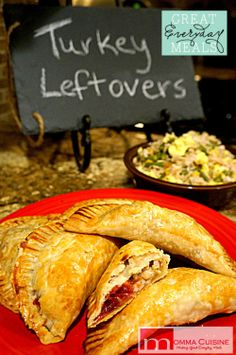 Turkey Leftover Recipes | Great Everyday Meals by @MommaCuisine. Thanksgiving is coming up and I have two great recipes for your Thanksgiving leftovers. Watch this week's episode of #GreatEverydayMeals and see recipes for Thanksgiving Dinner Empanadas and Turkey Fried Rice. ENJOY! www.mommacuisine.com