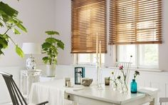 Scandinavian living with wooden blinds from LEHA – Curtains 2020 House Furniture Design, House Design, Small Kitchen Organization, Wood Blinds, Scandinavian Living, Window Design, At Home Store, Kitchen Decor, Sweet Home