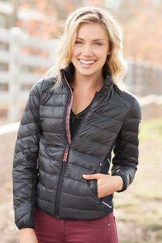Alpina - Ultra-Light Down Jacket #alpnrock #winter #fashion
