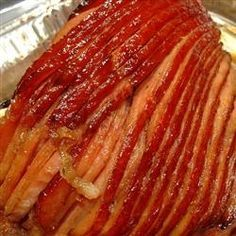Best Ham Glaze Recipe from Scratch 1 cup white sugar tsp cinnamon tsp nutmeg tsp clove tsp nutmeg dash of ginger Ham Recipes, Great Recipes, Cooking Recipes, Favorite Recipes, Grilling Recipes, Crockpot Recipes, Cooking Tips, Dinner Recipes, Pork