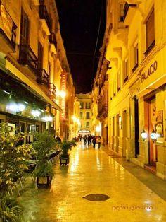 Calle Echegary Málaga