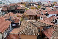 Views of Old Ankara from Citadel | Flickr - Photo Sharing!