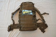 Voodoo Tactical 3-Day Enhanced Assault Pack coyote Free Shipping
