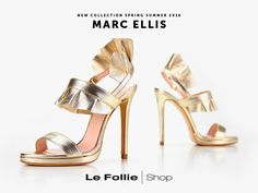 #Marc #Ellis - High sandal