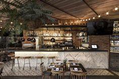 La Tequila South Restaurant / LOA: