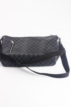 2c35cb67bf3 Damier Graphite Mick MM Cross body bag Messenger bag