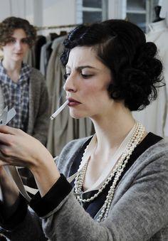 Anna Mouglalis in Coco Chanel & Igor Stravinsky