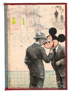 I Really Should Tell My Wife Mickey Mouse Smokes Gauloises(75dpi)