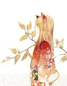 Natsume Yuujinchou  // we love this series!!