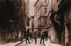 Pinkasova, Josefov, Fifth Quarter, Prague Jewish town