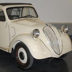 1937 Fiat Topolino.