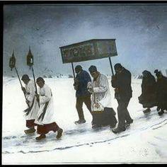 Hard core procession