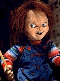 Sunday, October 25, 2015 -- Happy Chucky - The Notorious Killer Doll - Day! :) It's also: World Pasta Day ... National Greasy Foods Day ... Mother-In-Law Day ... Punk for a Day Day ... Internationa...