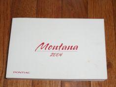 2003 pontiac montana owners manual book guide owners manuals rh pinterest co uk 2004 pontiac montana repair manual 2004 pontiac montana service manual pdf