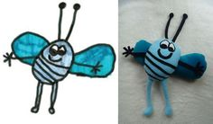 Turn your childs art work into a toy, this company does it for you