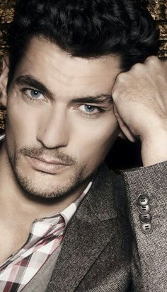 David Gandy .... because you need a daily recommended dose of Gandy Candy.