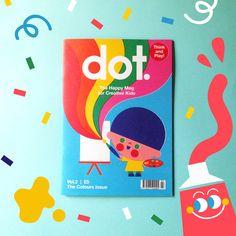 Dot magazine for kids under 5