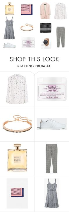 """""""spring wishlist"""" by mylilacwine ❤ liked on Polyvore featuring Kiehl's, adidas, Chanel and MANGO"""
