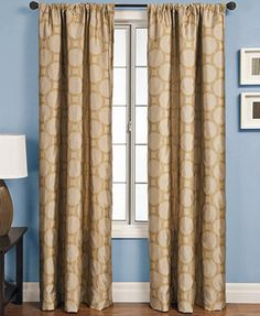 Softline Element Circle Window Treatment Collection