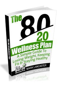 Get your FREE 80/20 Wellness Plan E-Book Here #8020wellnessplan #loseweight #herbalife