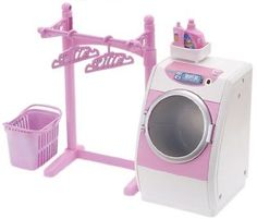 Takara-Tomy-Licca-Doll-LF-02-Washing-set