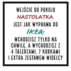 To jest prawda  #mem #memy #suchary #śmiech #beka #primaaprilis #xd #haha #lol #olo #Oznacz #love  To jest prawda  #mem #memy #suchary #śmiech #beka #primaaprilis #xd #haha #lol #olo #Oznacz #love #kocham #kc #forever #ikea #ikeapolska #nastolatek #nastolatka #pokój Polish Memes, Wtf Funny, Haha, Jokes, Quotation, Humor, Ha Ha, Lifting Humor, Chistes