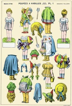 All sizes | paper doll - 1 | Flickr - Photo Sharing!