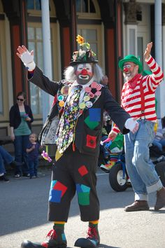 https://flic.kr/p/9r1fHZ | Clown Alley | St Patrick's Day Parade
