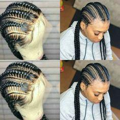 Box Braid Wig, Braids Wig, Twist Braids, Corn Row Braids, Box Braids, Havana Braids, Loose Braids, Feed In Braids Hairstyles, Braided Hairstyles