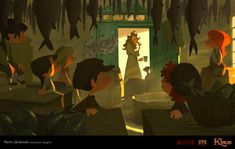 """""""Visual development art by Marcin Jakubowski and Fernando Moro for Klaus dir. Sergio Pablos, SPA Studios While it may not have won the Oscar it deserved, Klaus has still seen amazing success and proven that feature animation is as viable as ever"""" Character Sketches, Character Design, Pitch, Color Script, Keys Art, Environment Concept Art, Environment Design, Color Studies, Visual Development"""