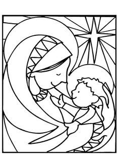 Zacharias En Elizabeth Kleurplaat Meer Dan 1000 Afbeeldingen Over Kerst Kleurplaten Op