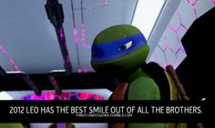 Not true. Raph has the smexy smile