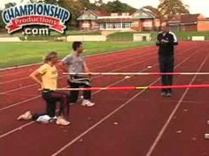 The Best of British Track & Field Pole Vault Drills - YouTube