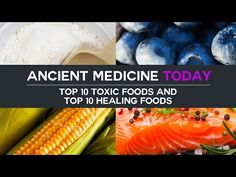 Top 10 Toxic Foods and Top 10 Healing Foods Soy should not be in infant formula!