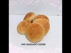 PAN AMASADO PASO A PASO - Silvana Cocina y Manualidades - YouTube