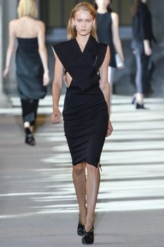 Costume National - #MFW Spring Summer 2014