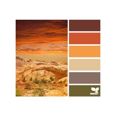 10 Color Palettes (and HEX Codes) Perfect for the Autumn/Fall Season ❤ liked on Polyvore featuring design seeds, backgrounds, colors, images and seeds