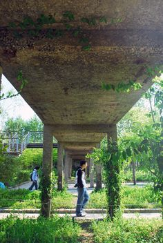 건축가 조성룡 선유도공원(1999~2002)