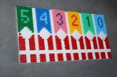 Mum 2 2 boys: Hama flag