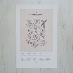 anja mulder - floriography