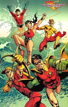 Old School Teen Titans, Jose Luis Garcia Lopez, Bronze Age DC Comics, 1978!  Check out my retro blog, Mashterpiece Theatre, for a slice of 1978's best characters through a new lens! www.ComicsMashUp.blogspot.com, the best fan-fic going!