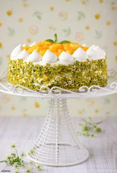 Mango Shortcake from My Kitchen and Photography.